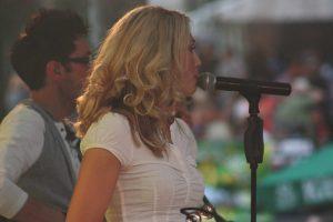 Sängerin Hamburg Marina Tinz